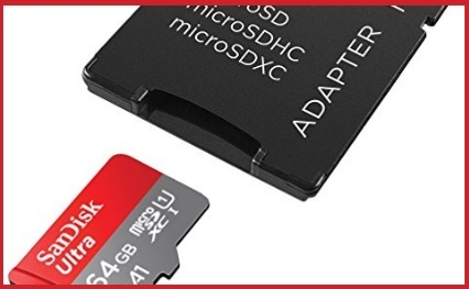 Micro Sd Gb 64 Sandisk