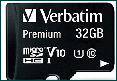 Micro Sd 32 Verbatim