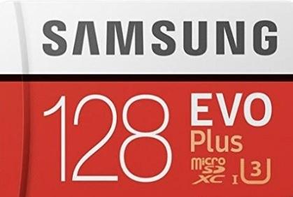 Microsd Samsung Evo Plus 128 Gb