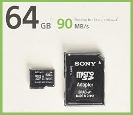 Micro Sd Della Sony Classe 10