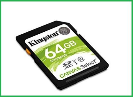 Micro sd 64 gb 4k