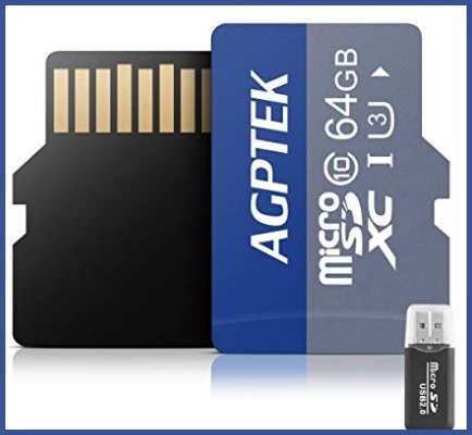 Micro Sd Agptek Lettore Schede