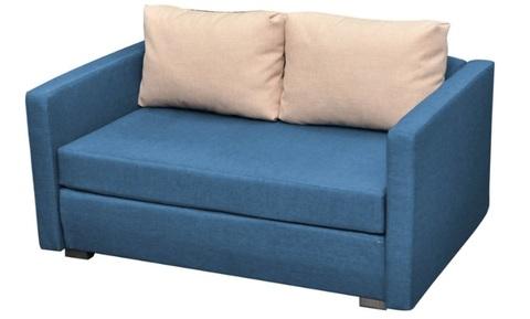 Divano 2 posti sofà per il relax con funzione sonno