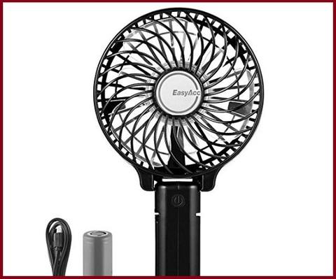 Mini Ventilatore Da Tavolo Portatile