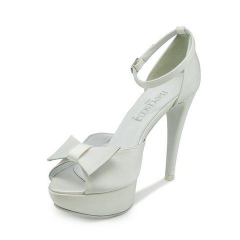 Sandalo per sposa su misura