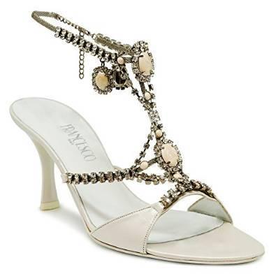 Sandalo gioiello sposa