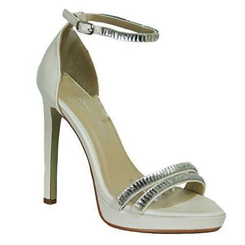 Scarpe Sposa Su Misura Sandalo Con Cinturino