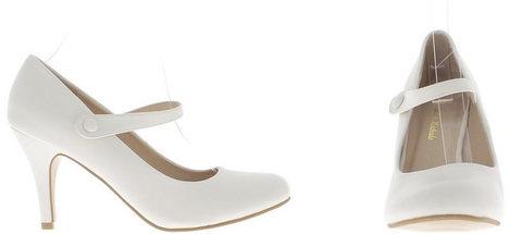 Calzatura Comoda Ed Elegante Per Sposa