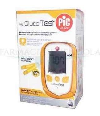 Dispositivo Per Il Controllo Della Glicemia Pic