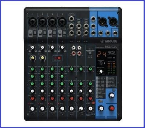 Mixer Audio Professionale Yamaha