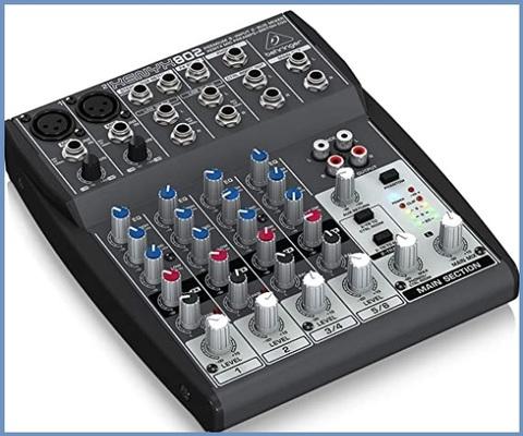 Mixer Audio Professionale Behringer