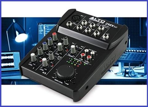 Mixer Audio Bluetooth