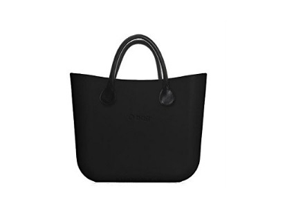 Borsa O'bag Mini Nera Classica Ecopelle