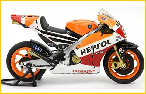 Modellino Moto Honda