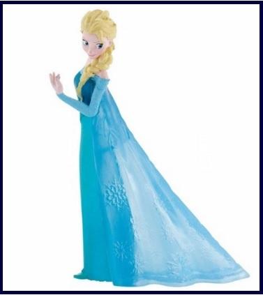 Personaggi E Pupazzi Di Frozen