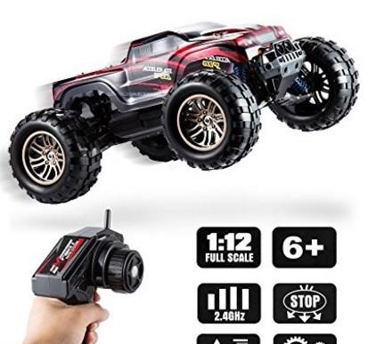 Auto Radiocomandato Rc Camion Motore A Scoppio
