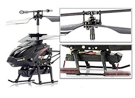 Mini elicottero radiocomandato modellino