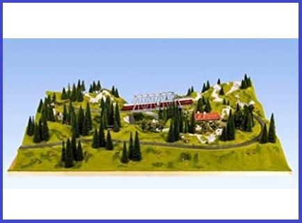 Plastici ferroviari in vendita misure 74 x 51 x 10