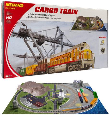 Modellismo ferroviario trenino elettrico plastico scala h0
