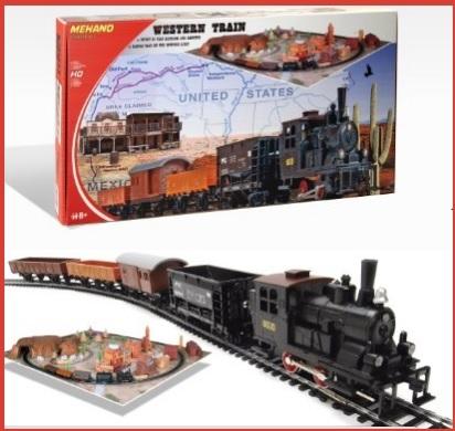 Trenino elettrico da collezionismo ferroviario