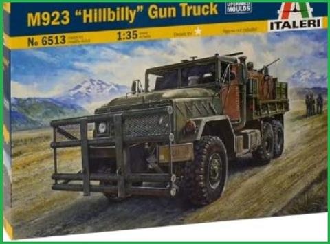 Camion Militari 1:35