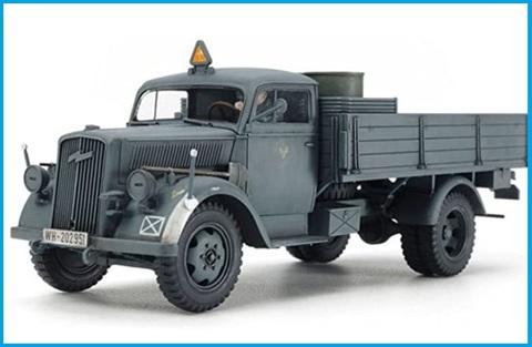 Camion Militare Modellismo
