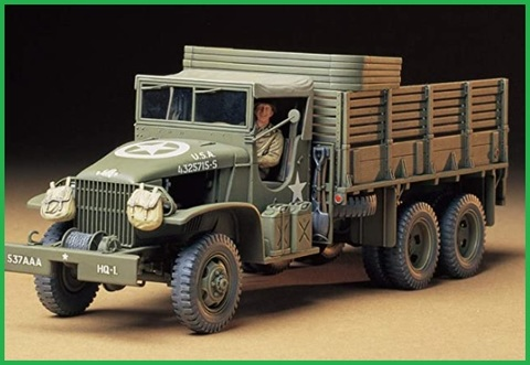Modellini Camion Militari