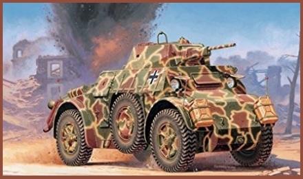 Autoblinda italiano modellismo militare