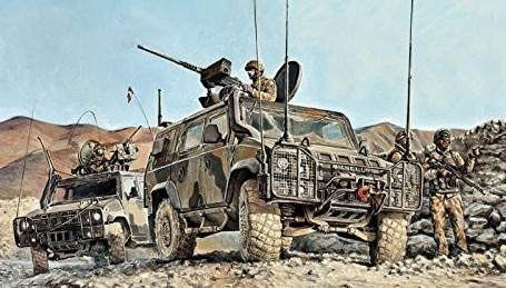Jeep militari modellismo
