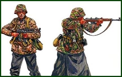 Soldati Militari Modellismo Germania