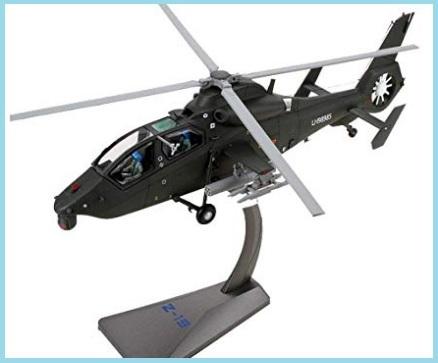 Elicotteri militari in scala