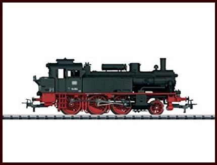 Treni a vapore, modellismo ferroviario