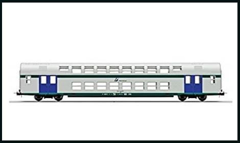 Modellismo ferroviario lima: carrozze passeggeri