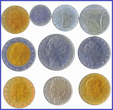 Monete Italiane Repubblica Italiana