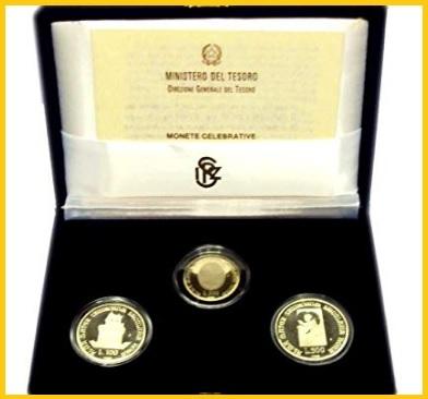 Monete da collezione italiane