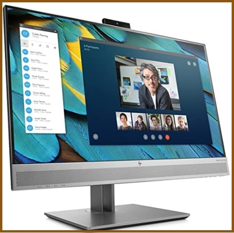 Monitor computer con webcam integrata | Grandi Sconti | Monitor