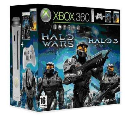 Xbox 360 Pro Jasper Halo Wars Limited Edition Full 1.51