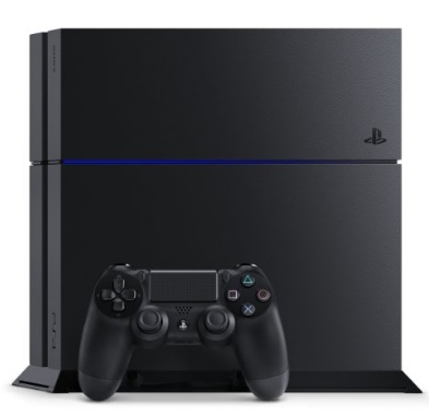 Console Ps4 500gb Chassis