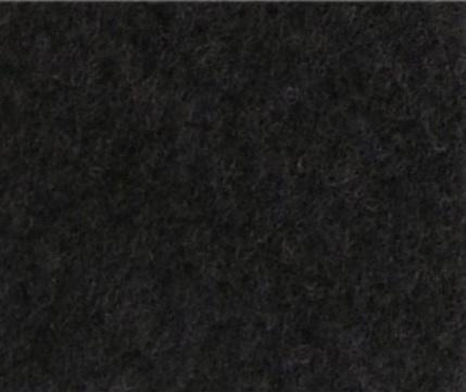 Moquette Adesiva Nera Di Alta Qualità