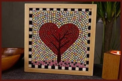 Mosaici Kit In Terracotta