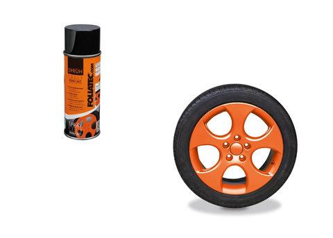 Foliatec Vernice Spray 400ml - Colore Arancione