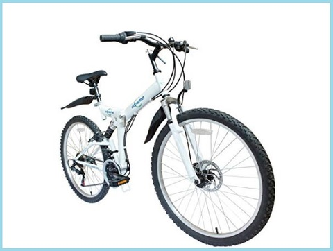 Mountain Bike Pieghevole Uomo