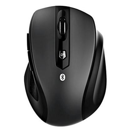 Mouse bluetooth wireless jetech moderno