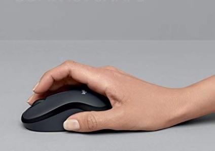 Mouse Wireless Silenzioso
