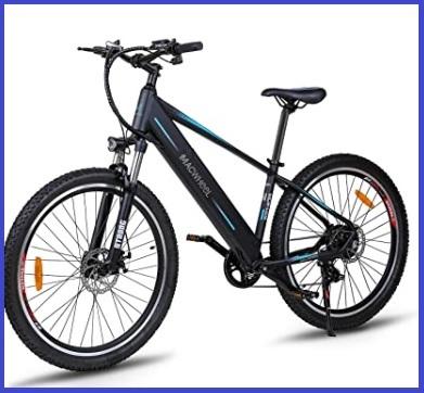 Mountain bike elettrica pedalata assistita