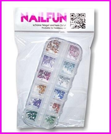 Pietre strass per decorare le vostre unghie