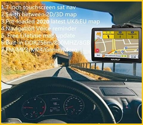 Navigatori Satellitari Per Auto