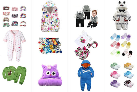 Abbigliamento Bambino 0 - 16 Anni