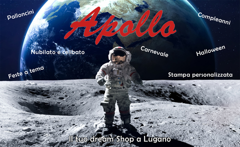 Apollo -  Il Tuo Dream Shop A Lugano