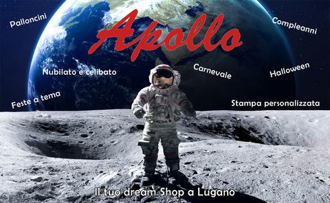 Centro Apollo Lugano - Stampa I Tuoi Desideri!